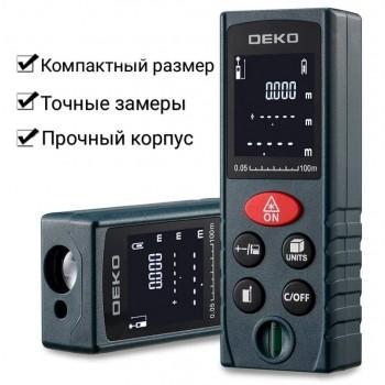 Лазерный дальномер DEKO P-60