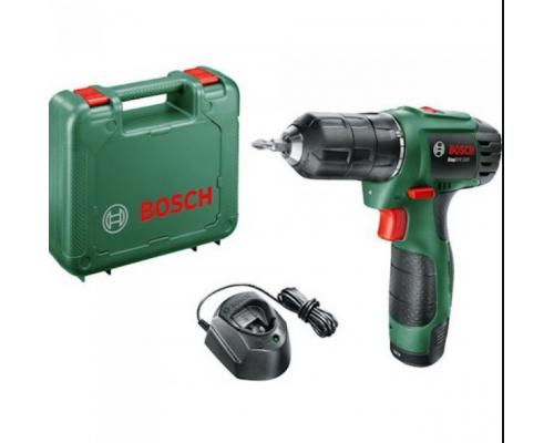 Аккумуляторный шуруповерт BOSCH EasyDrill 1200 (1 аккумуляторная батарея), 06039A210A