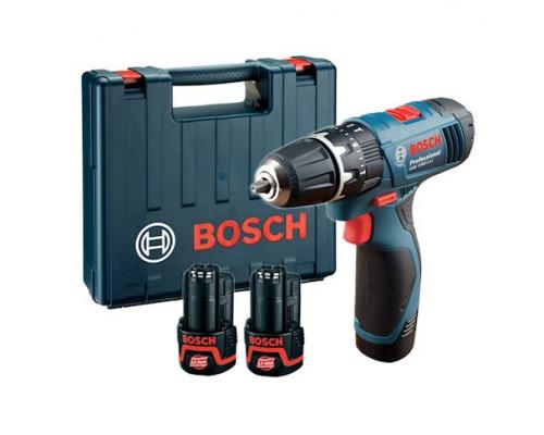 Аккумуляторная дрель-шуруповерт Bosch GSR 10,8-2-LI