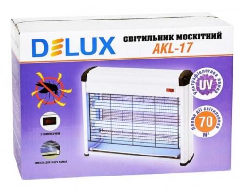 Ловушка для уничтожения насекомых Delux AKL-17
