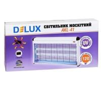 Ловушка для уничтожения насекомых Delux AKL-31 2*15Вт