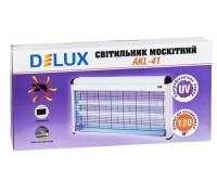Ловушка для уничтожения насекомых Delux AKL-41 2х20Вт