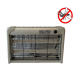 Ловушка для уничтожения насекомых Lemanso LMN 104 20W