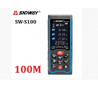 Лазерная рулетка SNDWAY SW-S100
