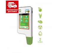 Экотестер Greentest Eco 5 (3 в 1) Нитраты, жесткость воды, Дозиметр